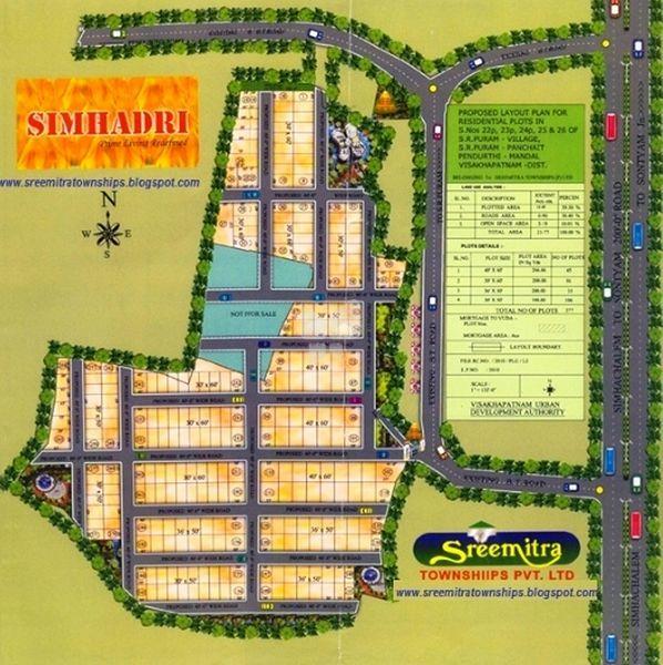 Sreemitra Group Simhadri - Master Plans
