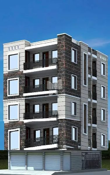Shivam Apartment - Elevation Photo