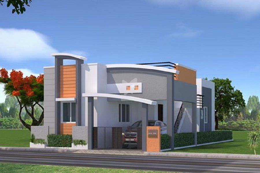 Ishaniyaa Aalaya Residency - Elevation Photo