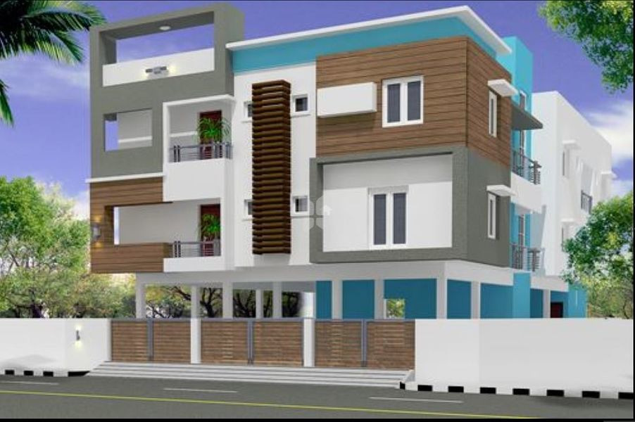 Brownstone Adhithi Crystal - Elevation Photo