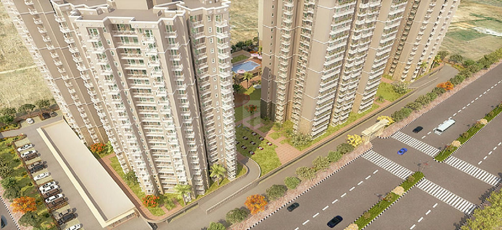 Indian Oil Heights - Project Images