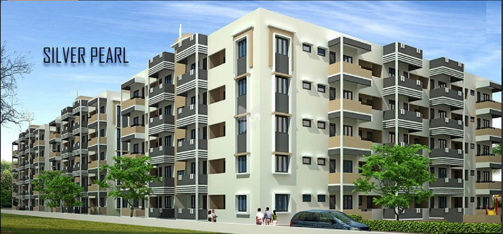 Ahad Silver Pearl - Elevation Photo