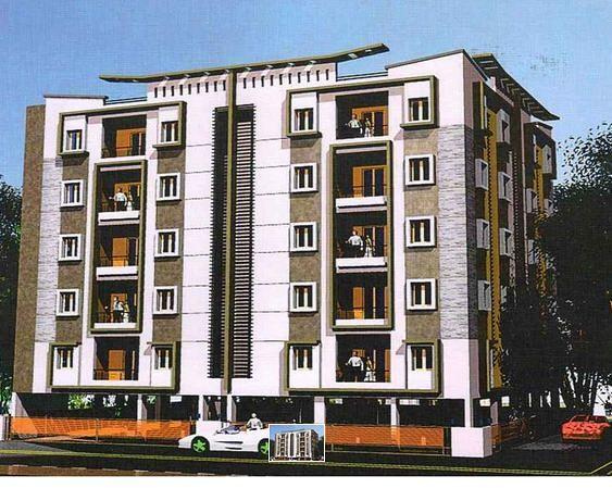 Citadil Kushal Project - Elevation Photo