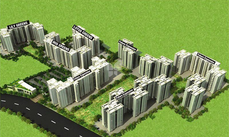 DLF Maiden Heights - Project Images