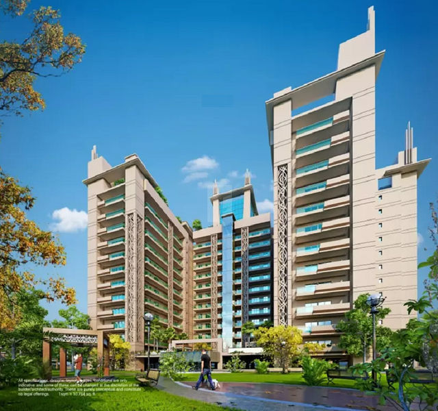 Arihant South Winds - Project Images