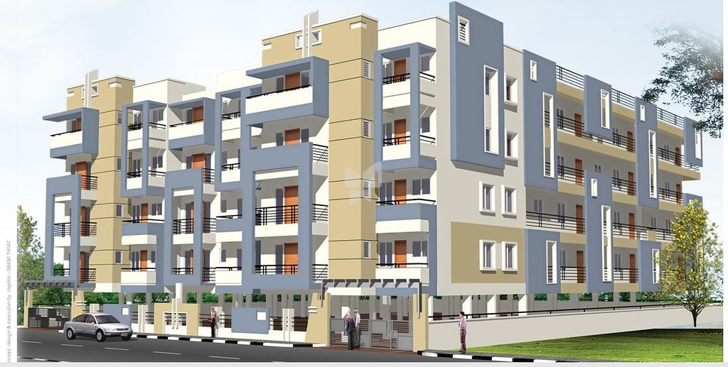 White Orchid Apartment - Project Images