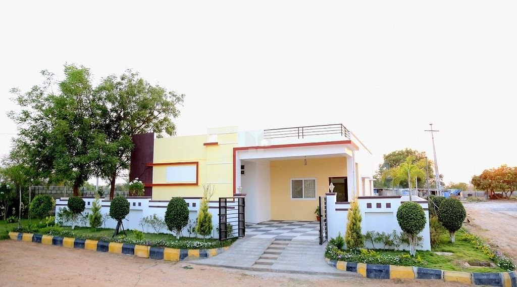 Lifestyle dream homes in patancheru shankarpalli road for Lifestyle home builders