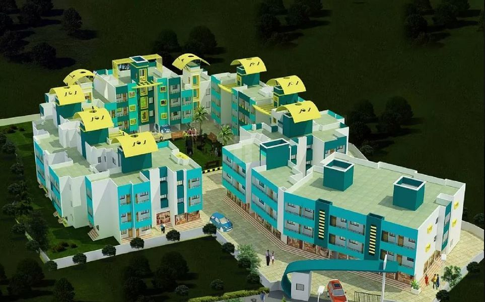 Mauli Complex - Project Images