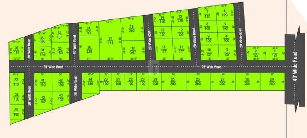 Happy Eastern Avenue - Master Plans