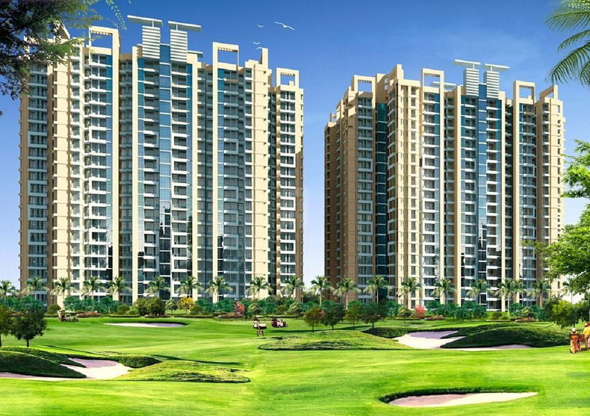 Amrapali Golf Homes - Elevation Photo