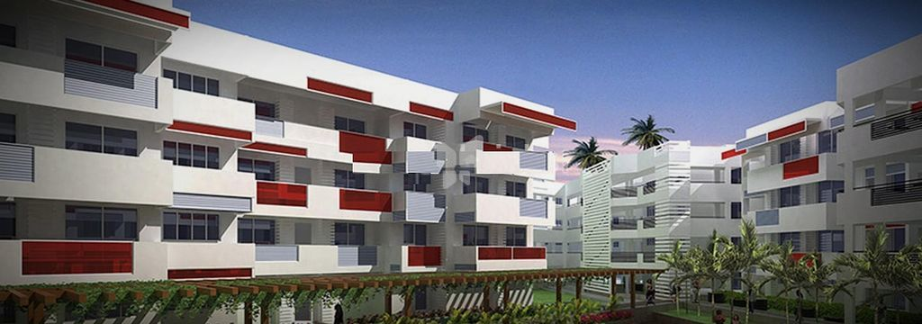 Chartered Madhura - Elevation Photo