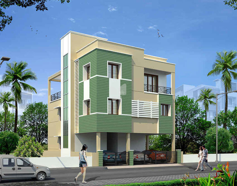 Sekaran Green Meadow - Project Images