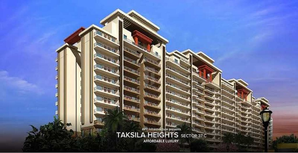 Piedmont Taksila Heights - Project Images