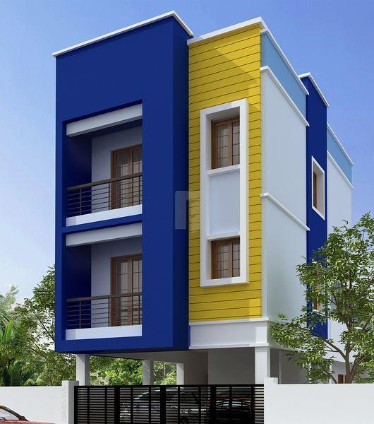 Yogalakshmi Puzhuthivakkam Apartment - Project Images