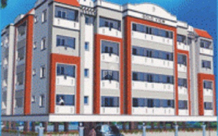Bharath Gold View Apartments - Elevation Photo