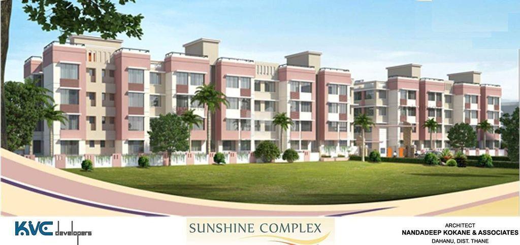 KVC Sunshine Complex - Project Images