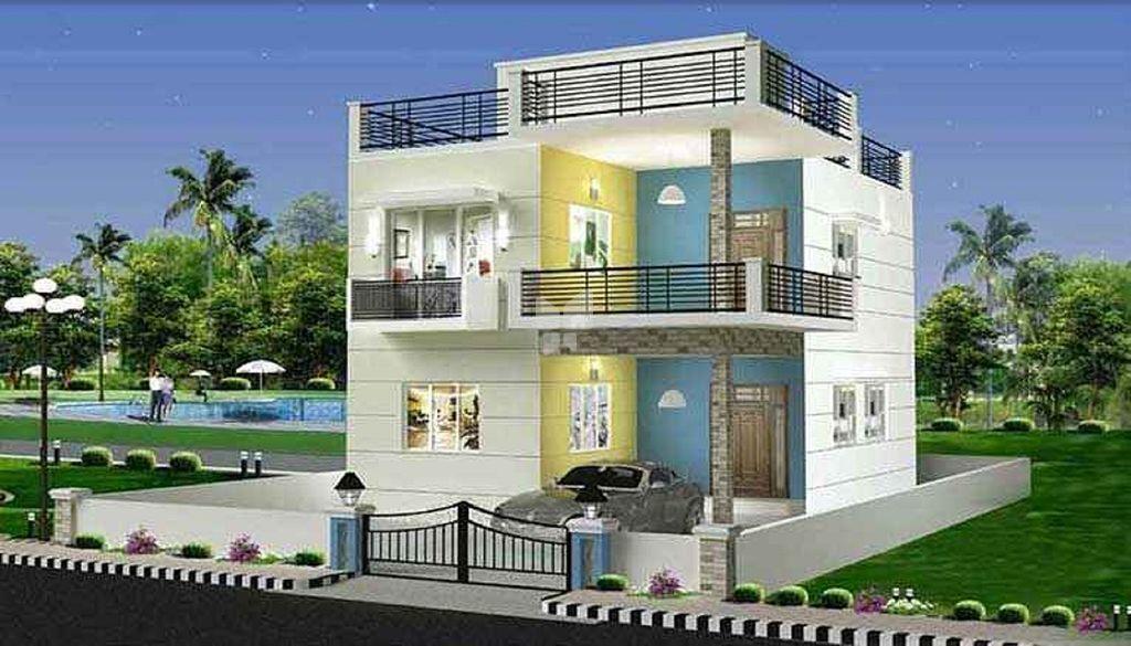 Mahesh Shamshabad Phase 1 - Elevation Photo