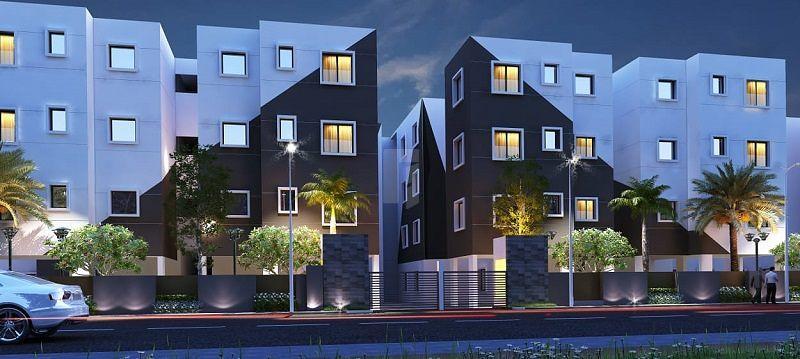Akshaya Homes Earth - Project Images