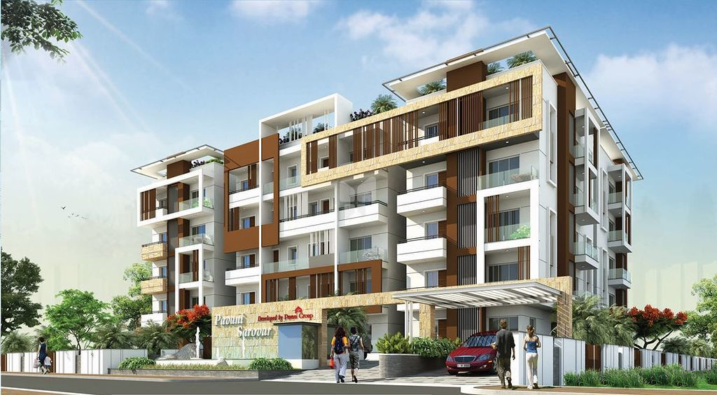 Pavani Sarovar Phase 1 - Project Images