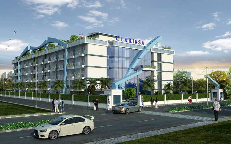 V A Infraventures Clarissa - Project Images