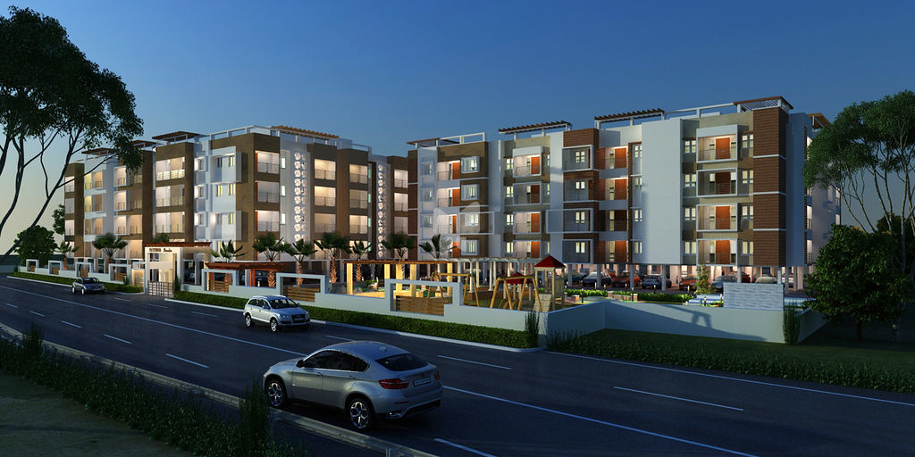 Patteeswarar Paradise Mullai - Elevation Photo