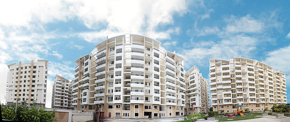 Manjeera Diamond Towers - Project Images