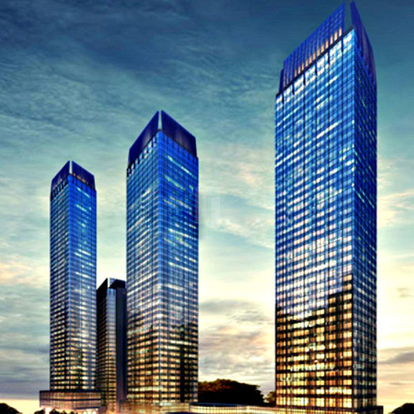 Indiabulls Blu Tower C - Project Images