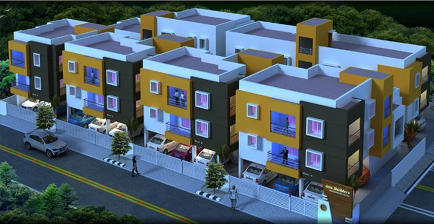 Anu Builders Svaastha - Project Images