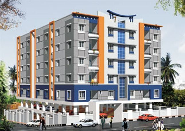 AC Sai Pujitha Residency - Project Images