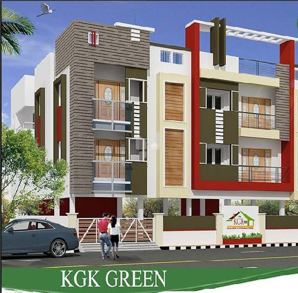 KGK Green - Project Images