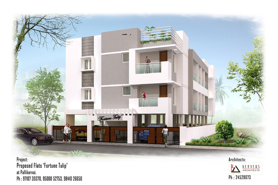 SVP Developers Fortune Tulip - Project Images