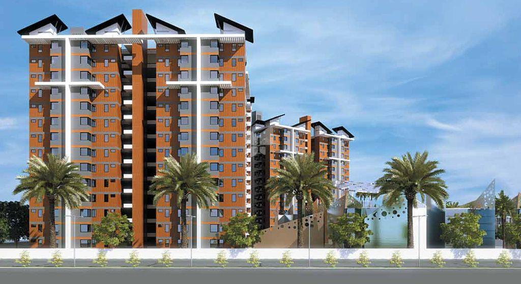 Akshaya Homes January - Elevation Photo