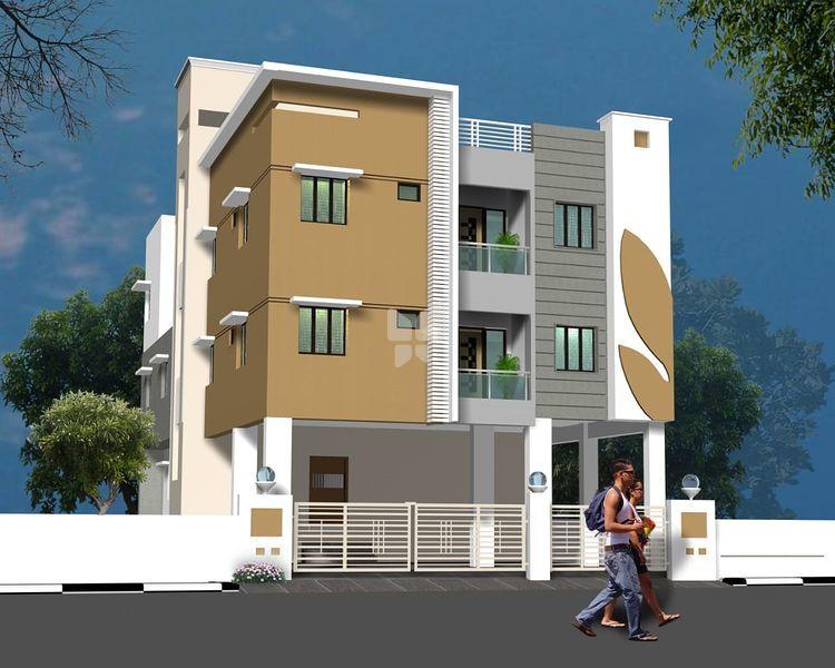 SLNC Srivari Apartments - Elevation Photo