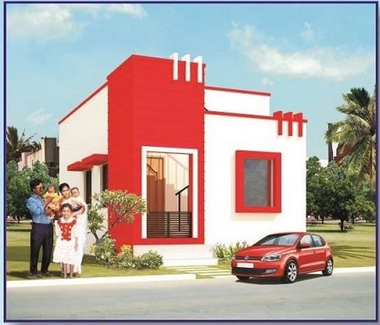 Sowmiya Housing Kings Villa's - Elevation Photo