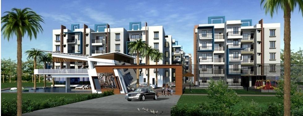 SV Brindavanam - Elevation Photo