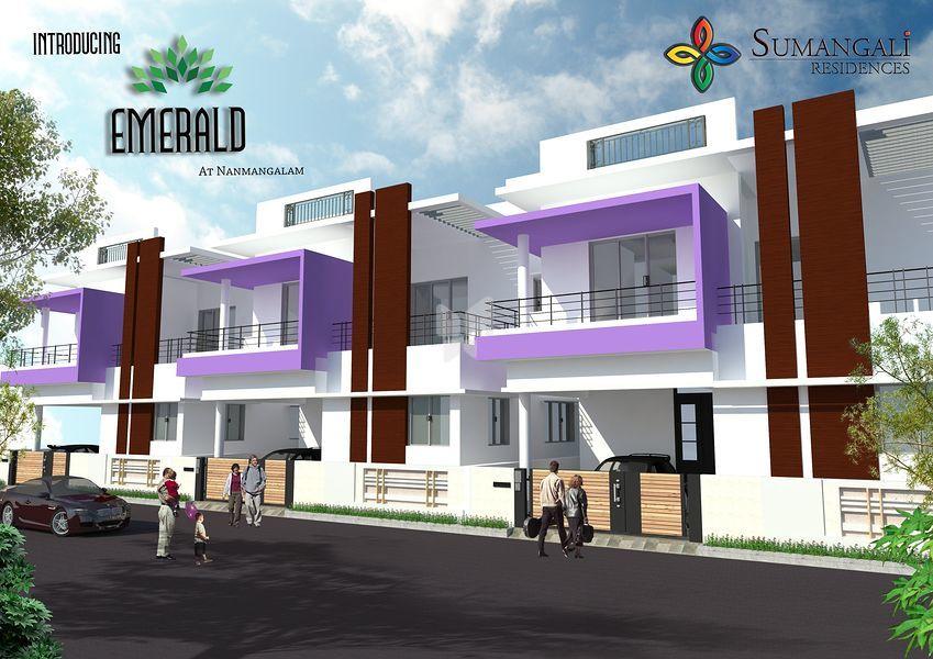Sumangali Emerald - Project Images