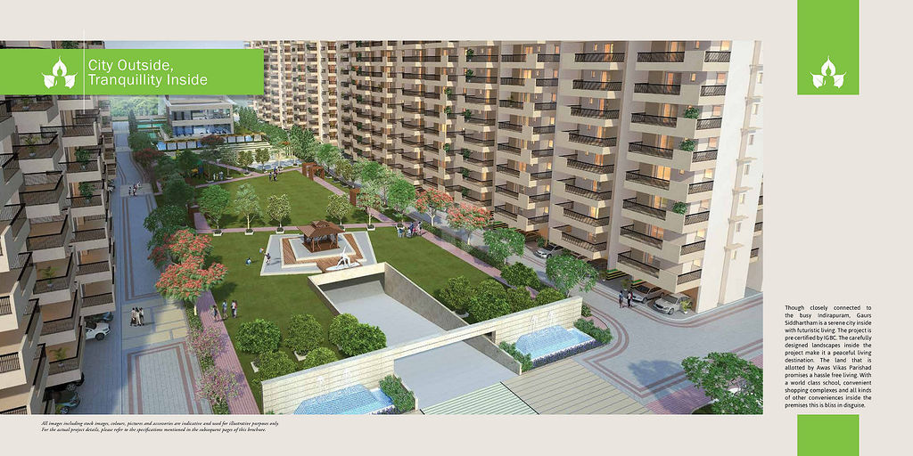 Gaurs Siddhartham - Project Images