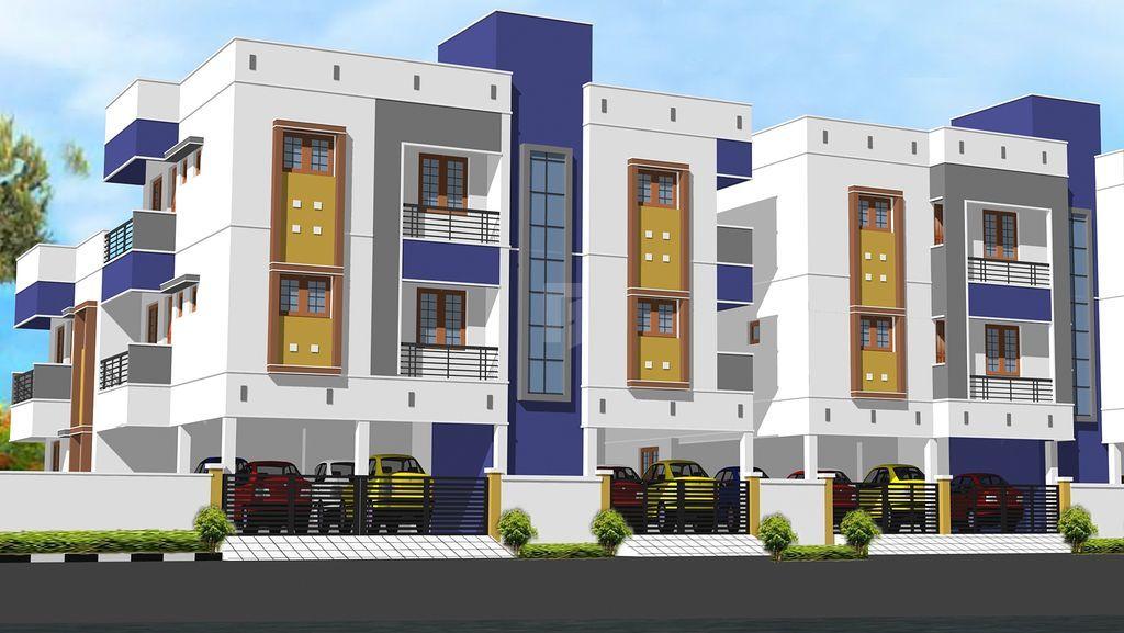 HS Aishwaryam - Project Images