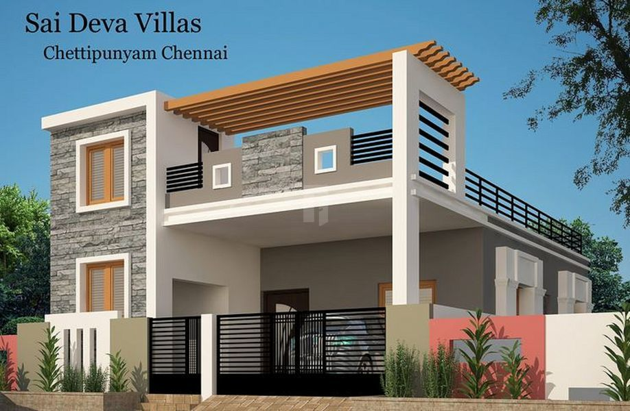 Sai Deva Villas - Elevation Photo