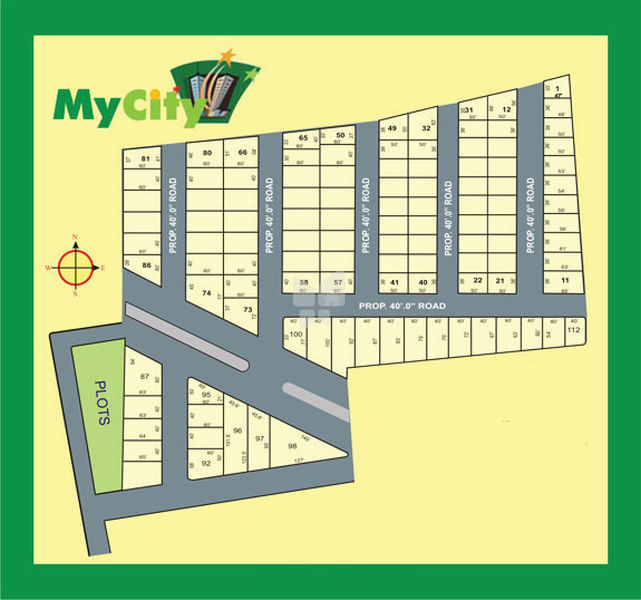 Green Home MyCity - Master Plans