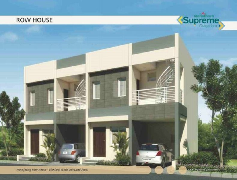 Mahidhara  Supreme - Elevation Photo
