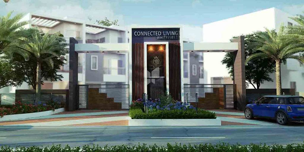The Connected Living - Project Images