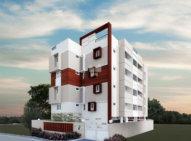 Elevation | Saroj Vilva In Kavundampalayam, Coimbatore