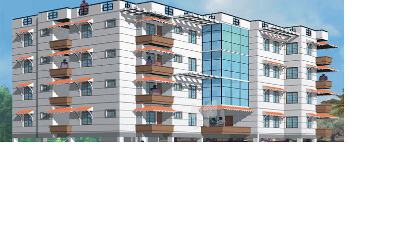Mahaveer Paradise - Project Images