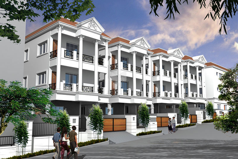 DSL Fortune Villas - Project Images