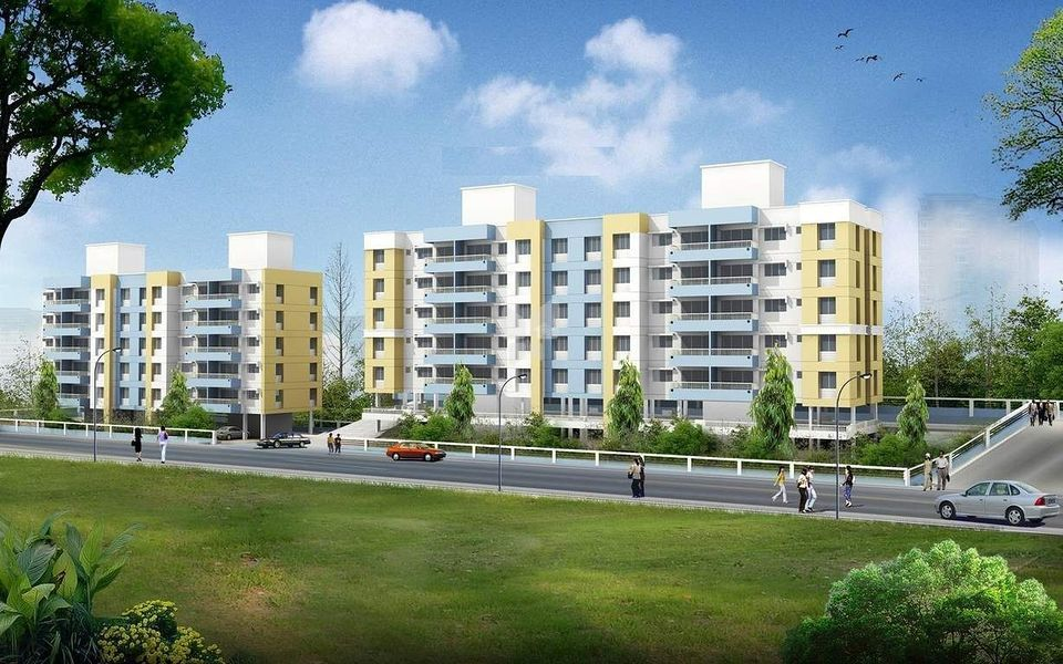 Chintamani Labhde Garden - Project Images