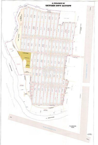 Sri Shirdi Sai Oxygen City - Master Plans