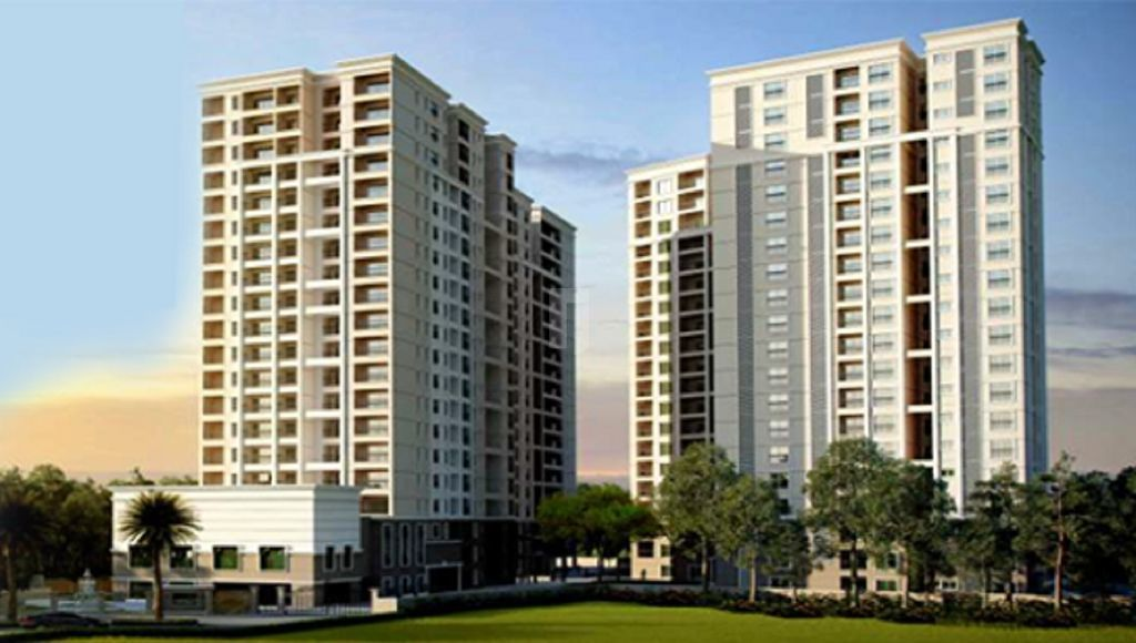 GDA Koyal Enclave - Project Images