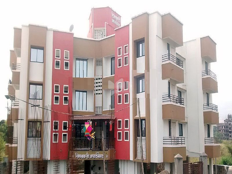 Shiv Shakti Apartment - Elevation Photo