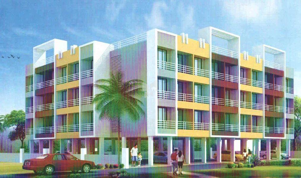 DE Deccan Residency - Elevation Photo